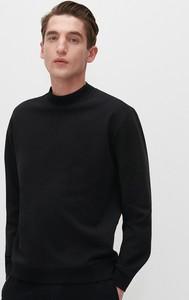 Czarna bluza Reserved w stylu casual