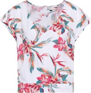 Bluzka Roxy z krótkim rękawem