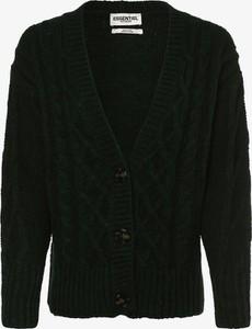 Czarny sweter Essentiel Antwerp w stylu casual
