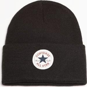 Czarna czapka Converse