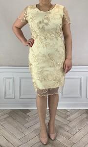 a2803f85bd sukienki wizytowe z gipiury - stylowo i modnie z Allani