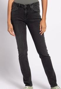 Czarne jeansy LTB z bawełny