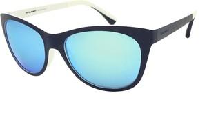 Niebieskie okulary damskie Solano