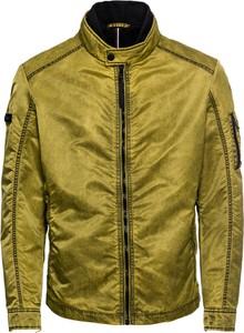 Żółta kurtka Strellson w stylu casual