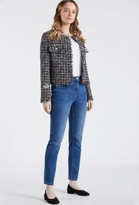 Niebieskie jeansy Monnari