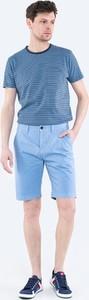 Spodenki Big Star z tkaniny w stylu casual