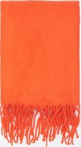 Pomarańczowy szalik dziecięcy Reserved