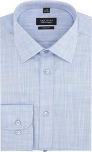 Niebieska koszula Recman