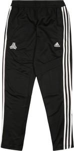 Spodnie dziecięce Adidas Performance w paseczki
