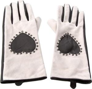 336ae5e79fcd2 rękawiczki skórzane damskie ochnik - stylowo i modnie z Allani