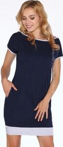 Sukienka MERRIBEL mini z krótkim rękawem