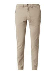 Spodnie Montego z bawełny