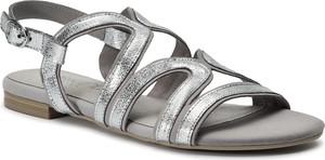 Sandały Caprice w stylu casual ze skóry