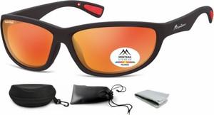 Stylion Okulary Przeciwsłoneczne Polaryzacyjne sportowe lustrzane MONTANA SP312C