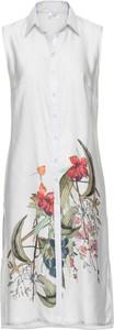 Sukienka bonprix BODYFLIRT midi w stylu casual na ramiączkach