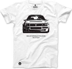 T-shirt sklep.klasykami.pl z krótkim rękawem