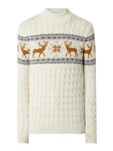 Sweter McNeal z bawełny w młodzieżowym stylu