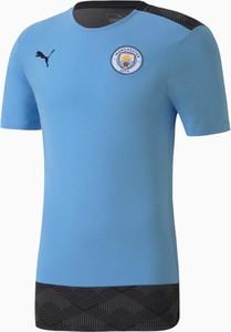 T-shirt Puma z krótkim rękawem z nadrukiem w sportowym stylu