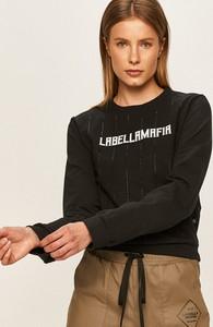 Bluza Labellamafia w młodzieżowym stylu z dzianiny