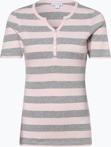 T-shirt brookshire z dżerseju w stylu casual