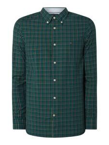 Koszula Tommy Hilfiger z kołnierzykiem button down z bawełny w stylu casual