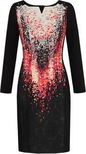 Sukienka POTIS & VERSO w sportowym stylu z długim rękawem z tkaniny