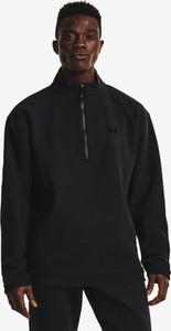 Czarna bluza Under Armour w sportowym stylu