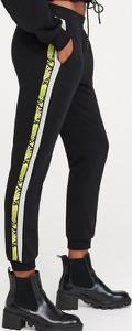 Spodnie sportowe Reserved z nadrukiem z dresówki