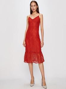 Sukienka Vila z bawełny