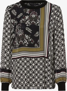 Bluzka Marc O'Polo z okrągłym dekoltem w stylu vintage