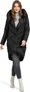 Czarna kurtka Tiffi w stylu casual