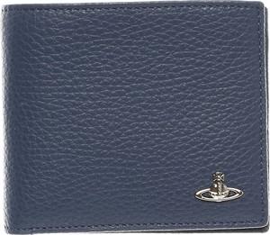 0a3ef606b02c8 RAFFAELLO NETWORK. sprawdź rozmiary. Niebieski portfel męski Vivienne  Westwood