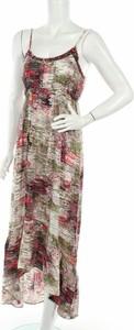 Sukienka Misope maxi na ramiączkach