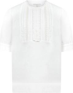 Bluzka dziecięca Chloe dla dziewczynek z bawełny
