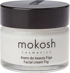 Mokosh Wygładzający krem do twarzy Figa MINI 15ml