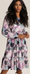 Turkusowa sukienka Renee