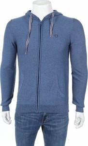 Niebieski sweter Kaporal
