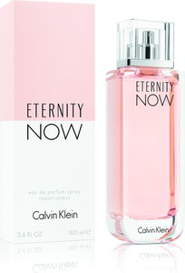 Calvin Klein, Eternity Now for Woman, woda perfumowana, 50 ml