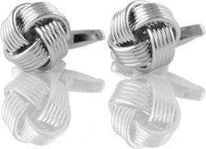 Em Men`s Accessories Spinki supełki srebrne EM 32