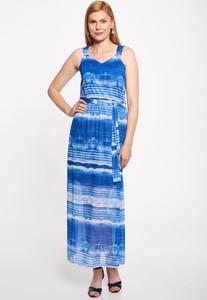 Sukienka QUIOSQUE na ramiączkach maxi