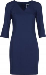 Sukienka VISSAVI z długim rękawem mini oversize