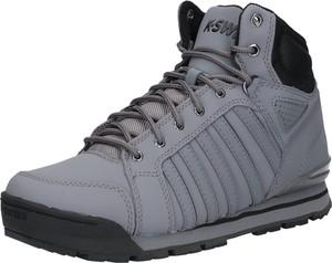 Buty zimowe K-SWISS sznurowane w sportowym stylu