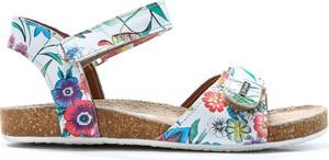 Sandały Zapato w stylu boho