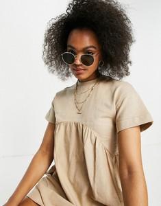 Sukienka Influence z dżerseju mini w stylu casual