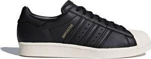 Buty Superstar 80's Adidas Originals (core black/green/red)