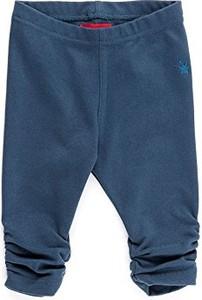 Niebieskie legginsy dziecięce Sigikid