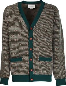 Sweter Gucci z wełny
