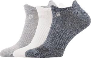 Skarpetki New Balance z bawełny