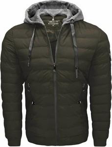 Zielona kurtka Recea w młodzieżowym stylu
