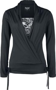 Czarna bluzka Emp